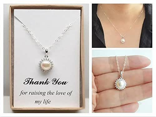 Mother Of The Groom Gift: Amazon.com: Mother Of The Groom, Bride Wedding Necklace