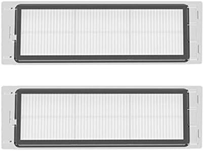 Reemplazo de filtros HEPA lavables para aspirador robótico Xiaomi ...