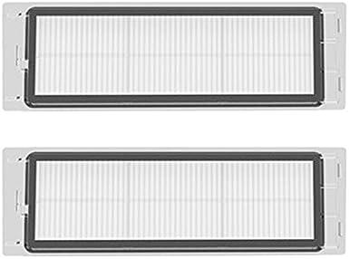 Reemplazo de filtros HEPA lavables para aspirador robótico Xiaomi Mi Robot 2 piezas: Amazon.es: Grandes electrodomésticos