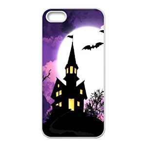 iPhone 5 5s Cell Phone Case White A HAUNTED TISSUE SP4262129