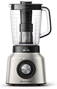 Liquidificador Walita Viva Problend 6 Duravita,Philips RI2137/81, Aco Inox, 110V