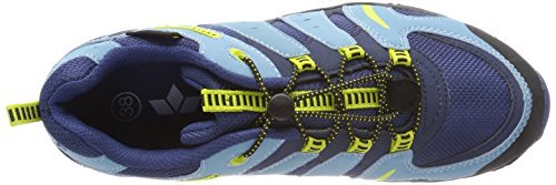 Low Marine Lico Hiking Rise Blau Shoes Unisex Blau Fremont Adults' Marine Lemon Lemon Blue xrtq1PXWtw