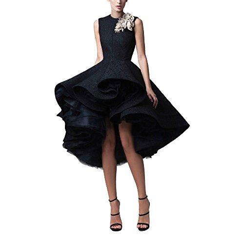 AbaoWedding-Womens-High-Low-Lace-Sleeveless-Elegant-Evening-Prom-Dress