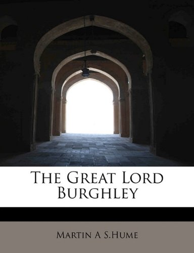 Download The Great Lord Burghley ePub fb2 ebook