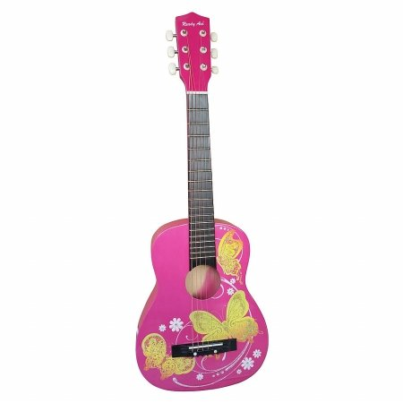 Ready Ace AG-30DBU Toy Stringed Instrument, Pink