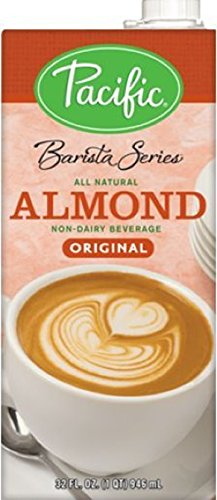 - Pacific Barista Series Original Almond Beverage 32 Oz - Pack of 3