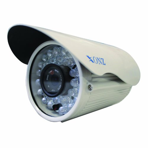 Xonz XZ-330G-C 1.3 Megapixel IP Camera (White)
