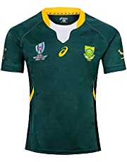 Men's Rugby Jersey, South Africa World Cup, Summer Sports Breathable Casual T-shirt Football Shirt Polo Shirt,Football Sport Top,Best Birthday Gift.