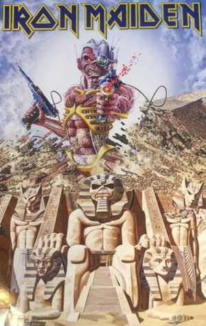 - Iron Maiden Poster - 24