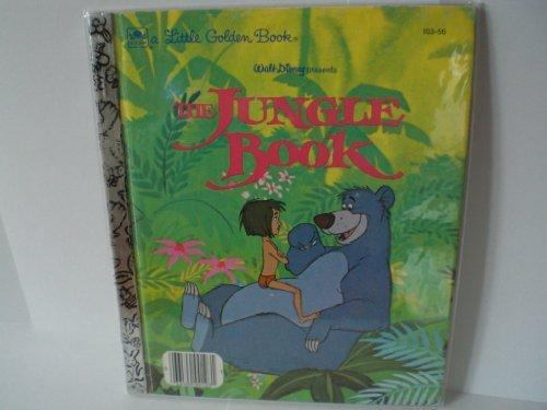 the Jungle Book (Little Golden Readers) ()