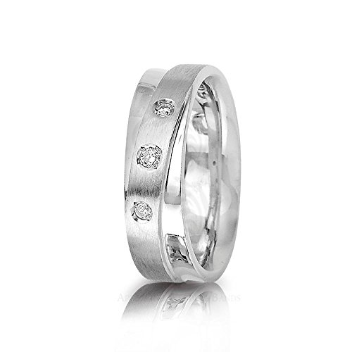 0.36 Ct Diamond Band - 8