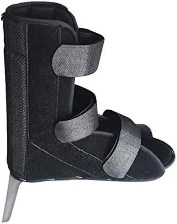 Los soportes de pie bota for caminar, Rightfoot férula fascitis plantar, Walker tobillera Los apoyos ayuda a prevenir el balanceo de la pierna y los controles internos y la rotación externa de potenci