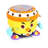 Best Set For DJs - fisca Baby Toys Musical Dancing Drum, Multifunctional Electronic Review
