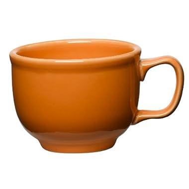 Fiesta 18-Ounce Jumbo Cup, Tangerine