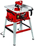 Einhell 4340530 Table Saw with Underframe, 2000 W, 240 V, Red