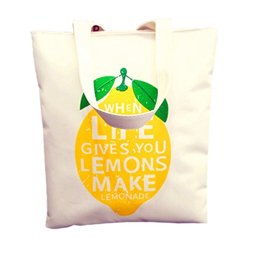 Canvas Grocery Bags Printed - 9