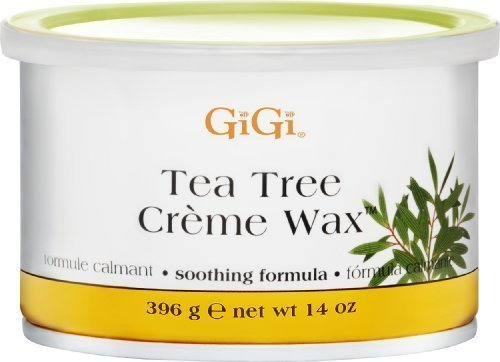 - GiGi Tea Tree Creme Wax 14 oz.