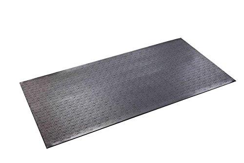 SuperMat Solid P.V.C. Mat 3' x 6.5' 14GS Commercial Applicat