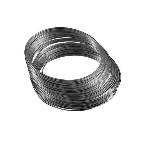 Pack of 20 x Black Stainless Steel 1mm Memory Wire Bracelet Loop - (HA12785) - Charming Beads Something Crafty Ltd