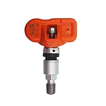 Autel MX-Sensor 433MHZ Universal Programmable TPMS Sensor Specially Built  for Tire Pressure Sensor Replacement (1 piece)