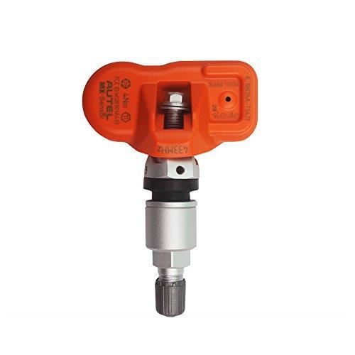 Autel MX-Sensor 433MHZ Universal Programmable TPMS Sensor Specially Built for Tire Pressure Sensor Replacement (1 piece)