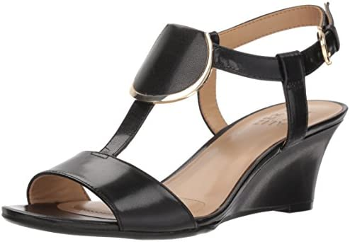 Naturalizer Womens Talli Black Size: 6 Narrow: .au