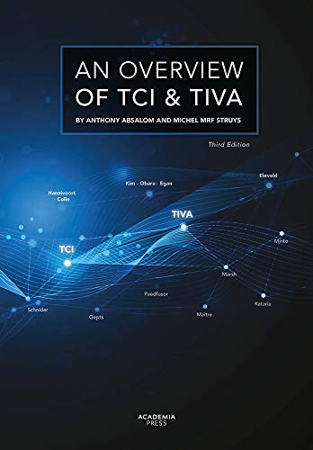 An Overview of TCI & TIVA Anthony Absalom
