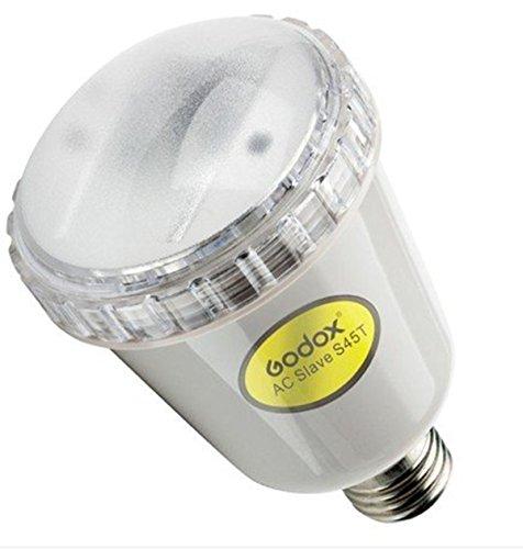 Godox S45T AC Slave Flash Bulb Lamp For Photo Studio Lighting