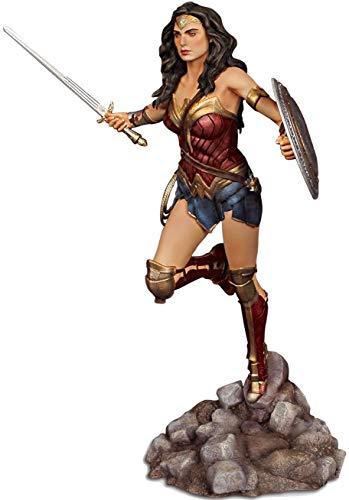 (Moebius Batman V Superman: Dawn of Justice: Wonder Woman 1/8 Scale Resin Model Kit)