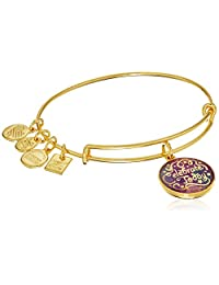 Alex and Ani Womens Charity By Design Celebrate Today - American Cancer Society Bracelet
