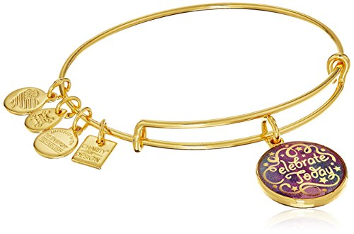 Alex Ani Celebrate Finish Bracelet