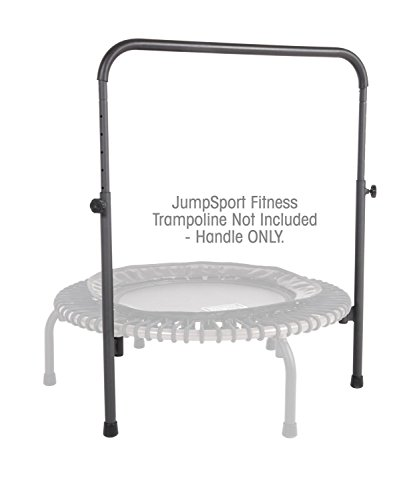 JumpSport Handle Bar for Arched Leg Fitness Trampolines – 44″ Review