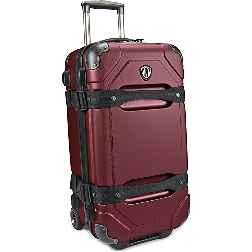 travelers-choice-maxporter-24-rolling-trunk-luggage-merlot-burgundy