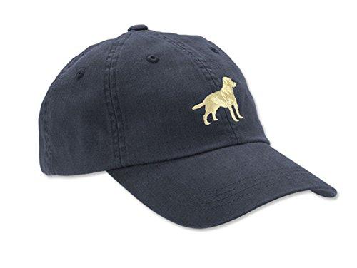 Orvis Men's Embroidered Labrador Ball Cap, Navy ()
