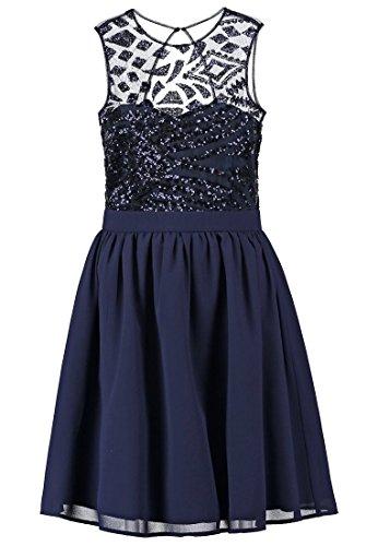 Größe Damen 36 Kleid Parisienne Miss Blau YwSRqxnt