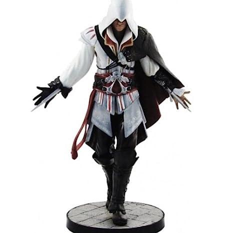 Assassins Creed - Ezio Auditore en traje, estatua de 17 cm, color ...