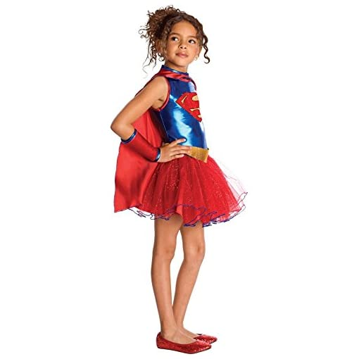 Justice League Child's Supergirl Tutu Dress – Small