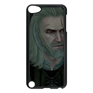 iPod Touch 5 Case Black The Witcher 3 Wild Hunt review Vesemir SLI_647636