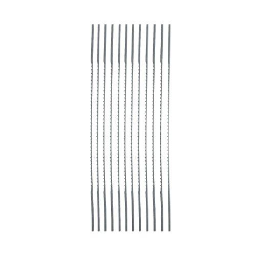 - Bosch SS5-115PL 5-Inch X 11.5-Tpi Plain End Scroll Saw Blade