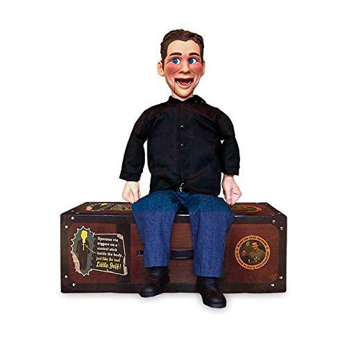 The Little Jeff Ventriloquist's -