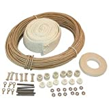 ALTO SHAAM - 4880 WARMER ELEMENT KIT;240V 134' HEATER WIRE