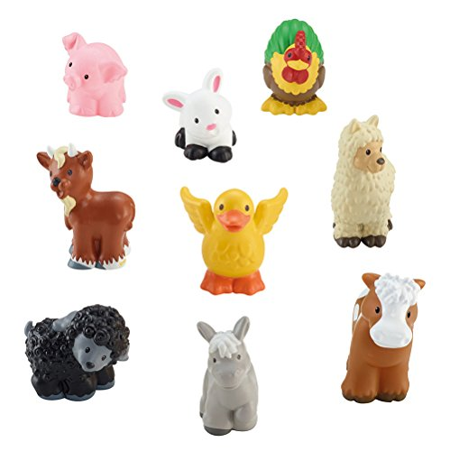 Fisher-Price Little People Farm Animal Friends -