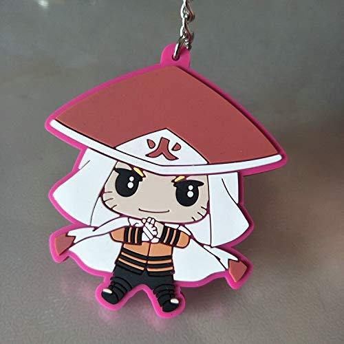 Amazon.com : HIENCOC Cartoon Naruto Nara Shikamaru PVC ...