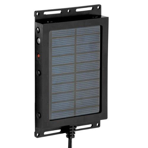 (Cal Pump 566430 LED Egglite Solar Panel )
