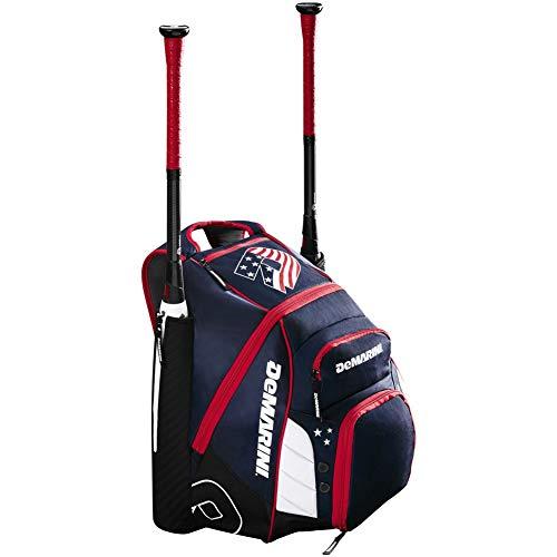 DeMarini Voodoo Rebirth Baseball Backpack US