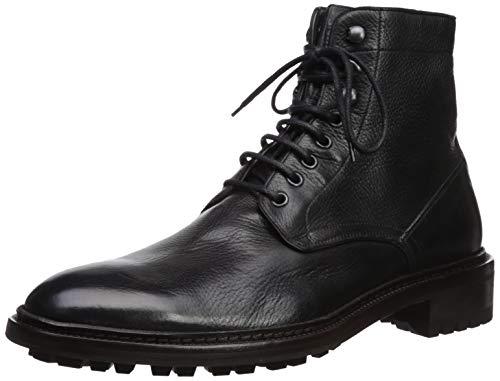 Frye Men's Greyson LACE UP Combat Boot, black, 10 M M US