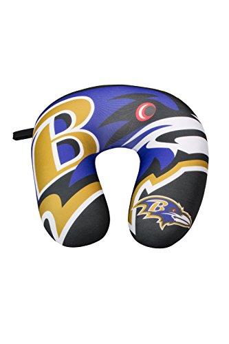 Baltimore Ravens Body Pillow - 1