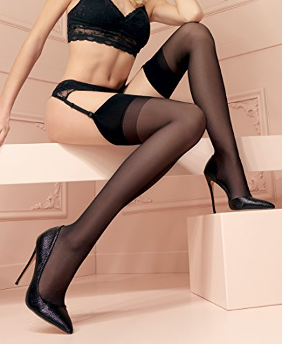Trasparenze Women's Sara All Sheer Stockings