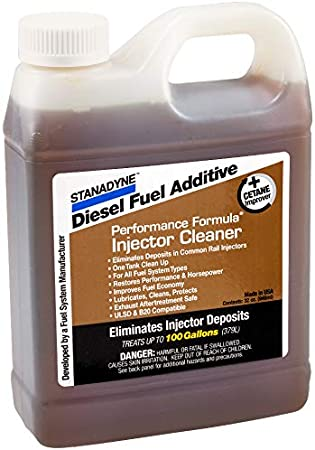 Amazon Com Stanadyne 43566 Performance Formula Injector Cleaner 32 Oz Automotive