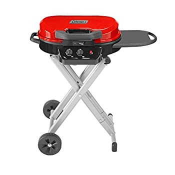 Image of Coleman Coleman RoadTrip 225 Portable Stand-Up Propane Grill